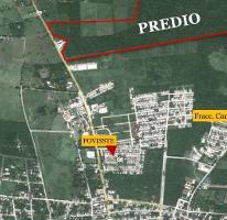 Foto de terreno habitacional en venta en  , campestre san francisco, tizimín, yucatán, 3097942 No. 01