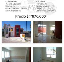 Foto de casa en venta en, campestre san juan 1a etapa, san juan del río, querétaro, 1756608 no 01