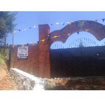 Foto de terreno habitacional en venta en  , cañada de cisneros, tepotzotlán, méxico, 2476860 No. 01