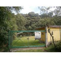 Foto de terreno habitacional en venta en  , cañada de cisneros, tepotzotlán, méxico, 2739763 No. 01