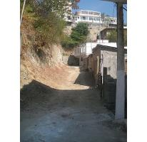 Foto de terreno habitacional en venta en  , cañada de los amates, acapulco de juárez, guerrero, 929371 No. 01