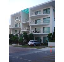 Foto de departamento en renta en, cancún centro, benito juárez, quintana roo, 1063871 no 01