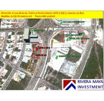 Foto de terreno comercial en venta en, cancún centro, benito juárez, quintana roo, 1128831 no 01