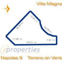 Foto de terreno habitacional en venta en, cancún centro, benito juárez, quintana roo, 1961510 no 01
