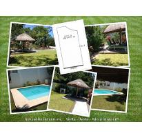 Foto de terreno habitacional en venta en  , cancún centro, benito juárez, quintana roo, 2595027 No. 01