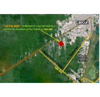 Foto de terreno comercial en venta en  , cancún centro, benito juárez, quintana roo, 2618230 No. 01