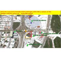 Foto de terreno comercial en venta en  , cancún centro, benito juárez, quintana roo, 2634098 No. 01