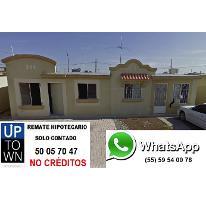 Foto de casa en venta en  , villas residencial del real, juárez, chihuahua, 2956393 No. 01