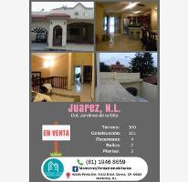 Foto de casa en venta en caoba 327, jardines de la silla, juárez, nuevo león, 0 No. 01