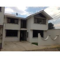 Foto de casa en venta en  , capultitlán, toluca, méxico, 1280947 No. 01
