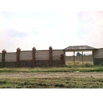 Foto de terreno habitacional en venta en carretas , cacalomacán, toluca, méxico, 2482001 No. 01