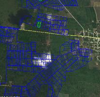Foto de terreno habitacional en venta en carretera a yaxkukul , yaxkukul, yaxkukul, yucatán, 3512582 No. 01