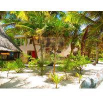Foto de casa en venta en carretera boca paila , tulum centro, tulum, quintana roo, 891549 No. 01