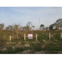 Foto de terreno habitacional en venta en carretera federal 180 0, punta xen, champotón, campeche, 2125955 No. 01