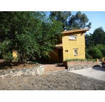 Foto de casa en venta en  , san miguel topilejo, tlalpan, distrito federal, 222525 No. 01