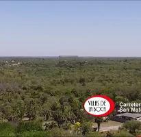 Foto de terreno habitacional en venta en carretera los cavazos - san mateo 0, la boca, santiago, nuevo león, 3760603 No. 01
