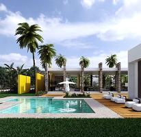 Foto de terreno habitacional en venta en carretera mérida-motul kilometro , cholul, mérida, yucatán, 0 No. 01