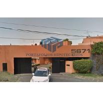 Foto de casa en venta en carretera méxico - cuernavaca 5671-1, ejidos de san pedro mártir, tlalpan, distrito federal, 3704420 No. 01