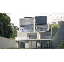 Foto de casa en venta en carretera mexico huixquilucan , bosque real, huixquilucan, méxico, 2483213 No. 01
