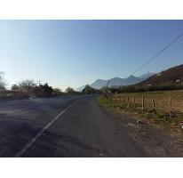 Foto de terreno comercial en venta en carretera nacional 0, san francisco, santiago, nuevo león, 2123801 No. 01
