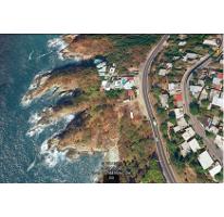 Foto de terreno habitacional en venta en carretera nacional acapulco-zihuatanejo 0, balcones al mar, acapulco de juárez, guerrero, 2124641 No. 01