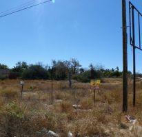 Foto de terreno habitacional en venta en carreterra transpeninsular al norte esquina con calle quinta, centenario, la paz, baja california sur, 1761524 no 01