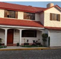 Foto de casa en venta en  , casa blanca, metepec, méxico, 3319530 No. 01