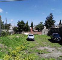 Foto de terreno comercial en renta en  , casa blanca, metepec, méxico, 3518877 No. 01