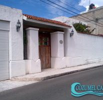Foto de casa en venta en casa lool, 25 av entre 17 y 19 sur 1132, andrés q roo, cozumel, quintana roo, 1138813 no 01