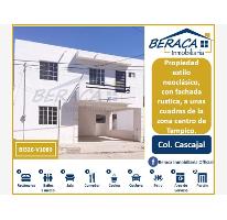 Foto de casa en venta en  , cascajal, tampico, tamaulipas, 2220378 No. 01