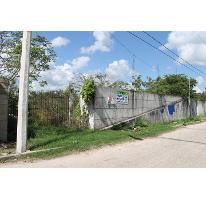 Foto de terreno habitacional en venta en  , caucel, mérida, yucatán, 1088081 No. 01
