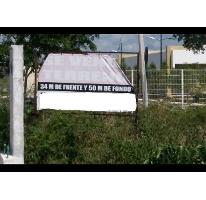 Foto de terreno habitacional en venta en  , caucel, mérida, yucatán, 2629640 No. 01