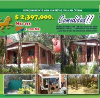 Foto de terreno habitacional en venta en Villa del Carbón, Villa del Carbón, México, 2469925,  no 01