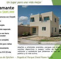 Foto de casa en venta en Diamante Paseos de Opichen, Mérida, Yucatán, 1390329,  no 01