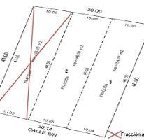 Foto de terreno habitacional en venta en cedro , cholul, mérida, yucatán, 3661981 No. 01