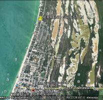 Foto de terreno habitacional en venta en  , celestun, celestún, yucatán, 2591963 No. 01
