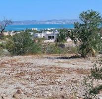 Foto de terreno habitacional en venta en  , centenario, la paz, baja california sur, 0 No. 01