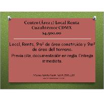 Foto de local en renta en, centro área 1, cuauhtémoc, df, 1046705 no 01