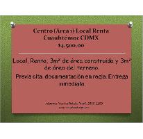 Foto de local en renta en, centro área 1, cuauhtémoc, df, 1115215 no 01