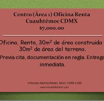 Foto de oficina en renta en, centro área 1, cuauhtémoc, df, 1117299 no 01