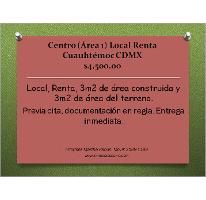 Foto de local en renta en, centro área 1, cuauhtémoc, df, 1301911 no 01
