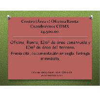 Foto de oficina en renta en, centro área 1, cuauhtémoc, df, 1302021 no 01