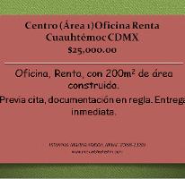 Foto de oficina en renta en  , centro (área 1), cuauhtémoc, distrito federal, 2622013 No. 01