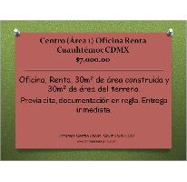 Foto de oficina en renta en, centro área 1, cuauhtémoc, df, 943825 no 01