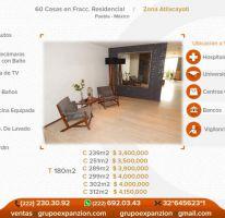 Foto de casa en venta en, centro comercial puebla, puebla, puebla, 1022395 no 01