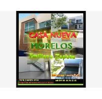 Foto de casa en venta en , ,, centro, emiliano zapata, morelos, 2109002 No. 01