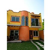 Foto de casa en venta en  , centro jiutepec, jiutepec, morelos, 1079979 No. 01