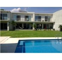Foto de casa en venta en  , centro jiutepec, jiutepec, morelos, 2435957 No. 01