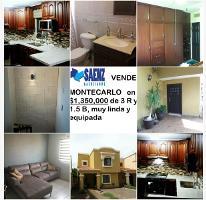 Foto de casa en venta en centro s/n , montecarlo, hermosillo, sonora, 4232188 No. 01
