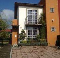 Foto de casa en condominio en venta en cereza 121, mza 2, lote 24, condominio 24, villas del campo, calimaya, estado de méxico, 2400291 no 01